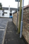 lampposts and telegraphposts